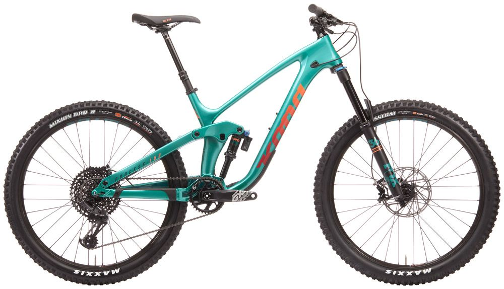 Kona Process 153 Cr 650b Mountain Bike 2020 | Mountainbikes