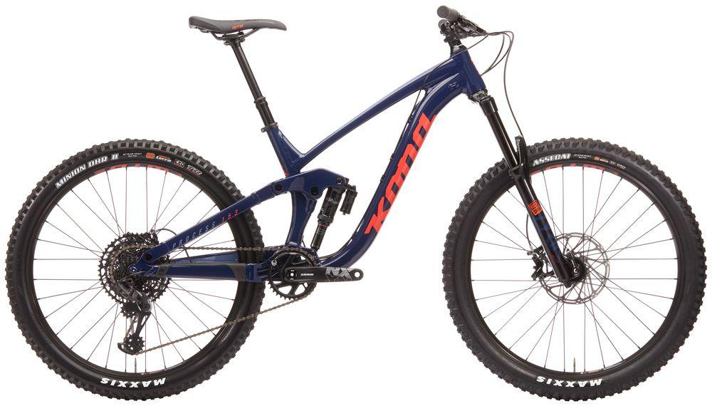 Kona Process 153 Dl 650b Mountain Bike 2020 | Mountainbikes