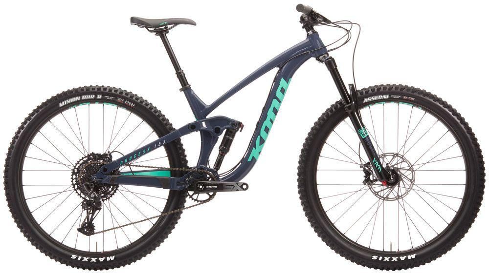 Kona Process 153 29er Mountain Bike 2020 | Mountainbikes