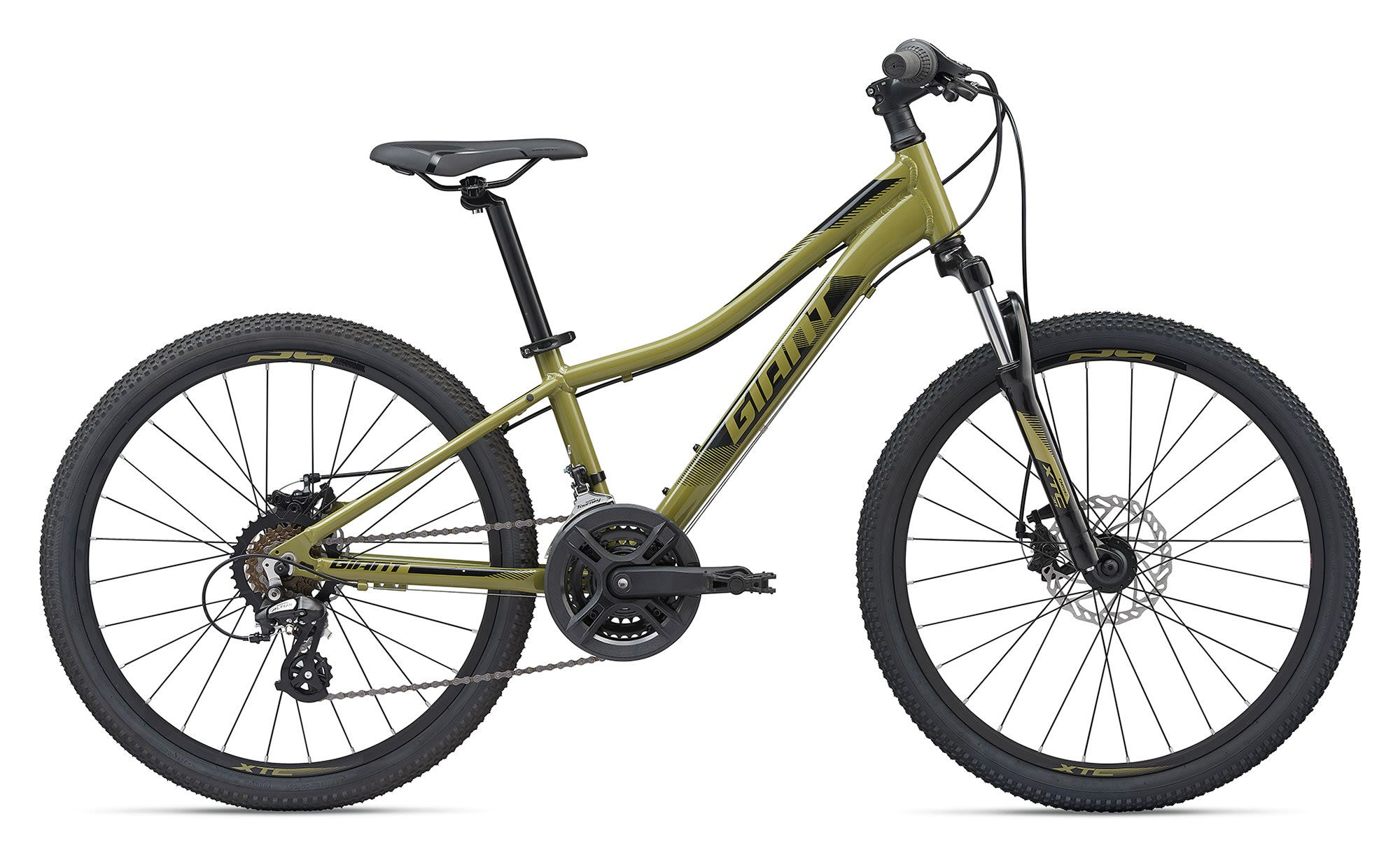 Giant Xtc Jr Disc 24 Kids Mountain Bike 2020 | City-cykler