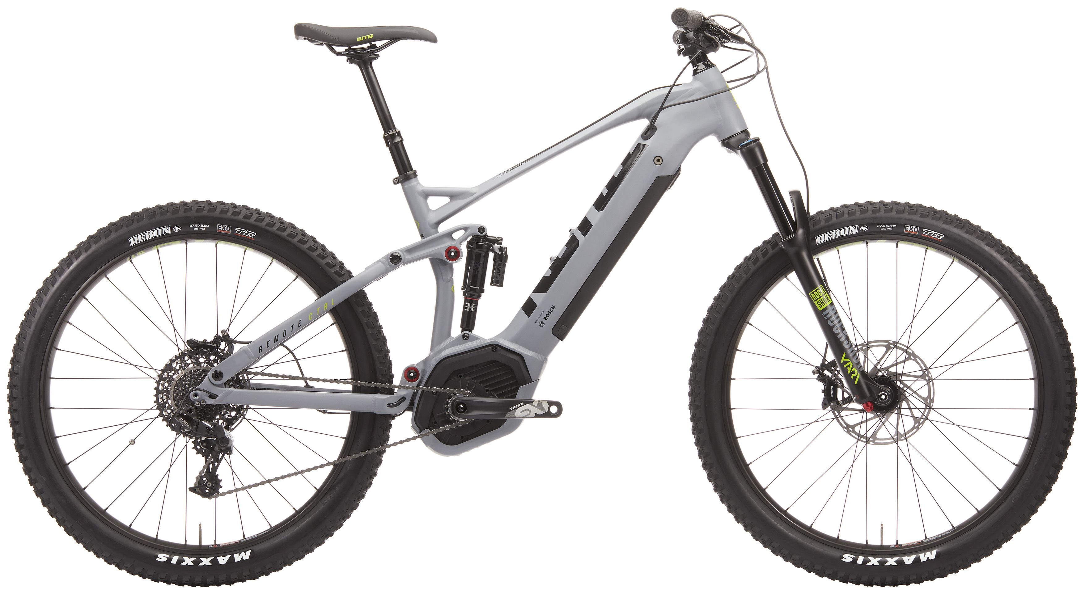 Kona Remote Ctrl Electric Mountain Bike 2020 | City-cykler