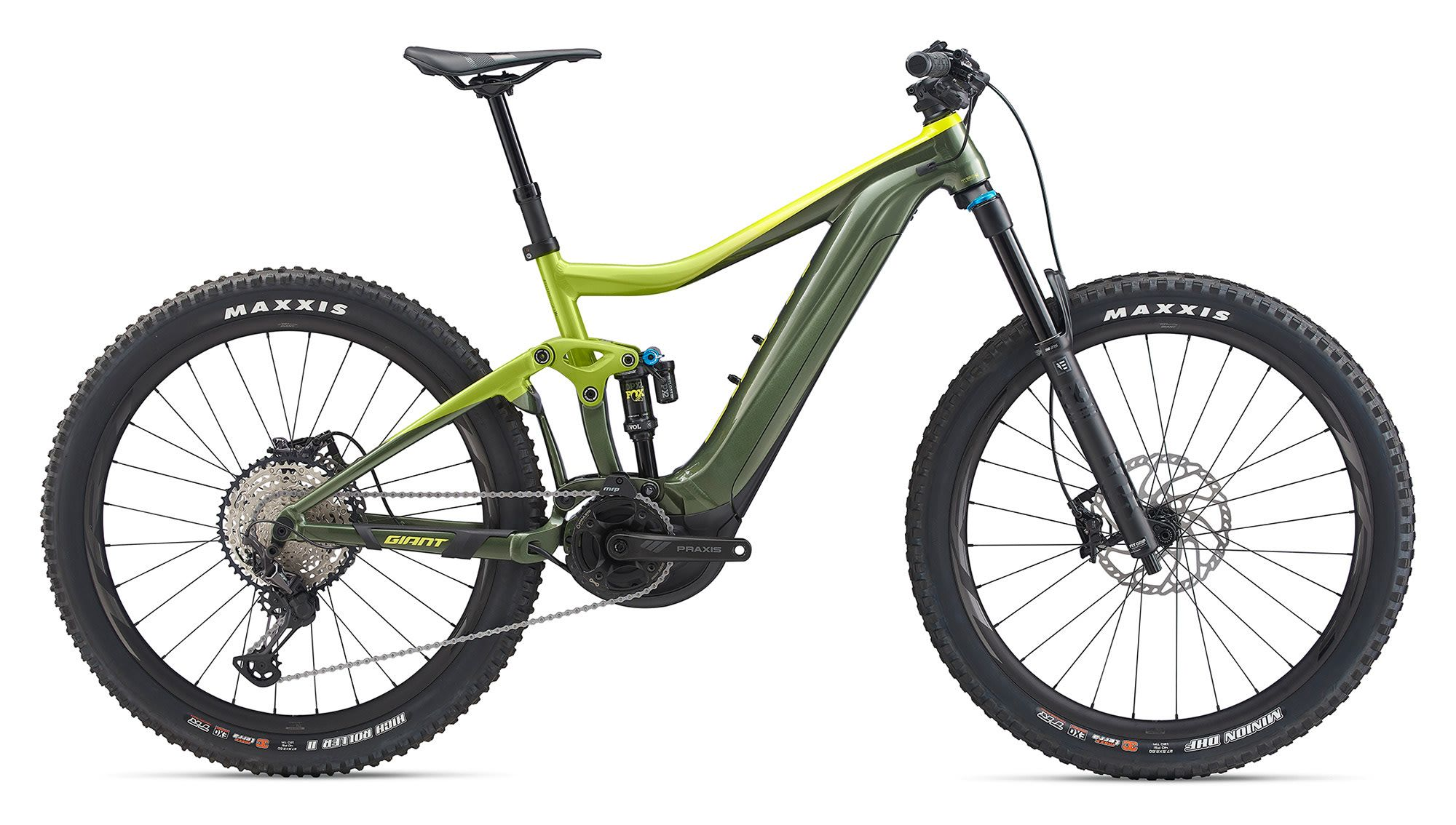 Giant Trance E+ 1 Pro 650b Electric Mountain Bike 2020 | City-cykler