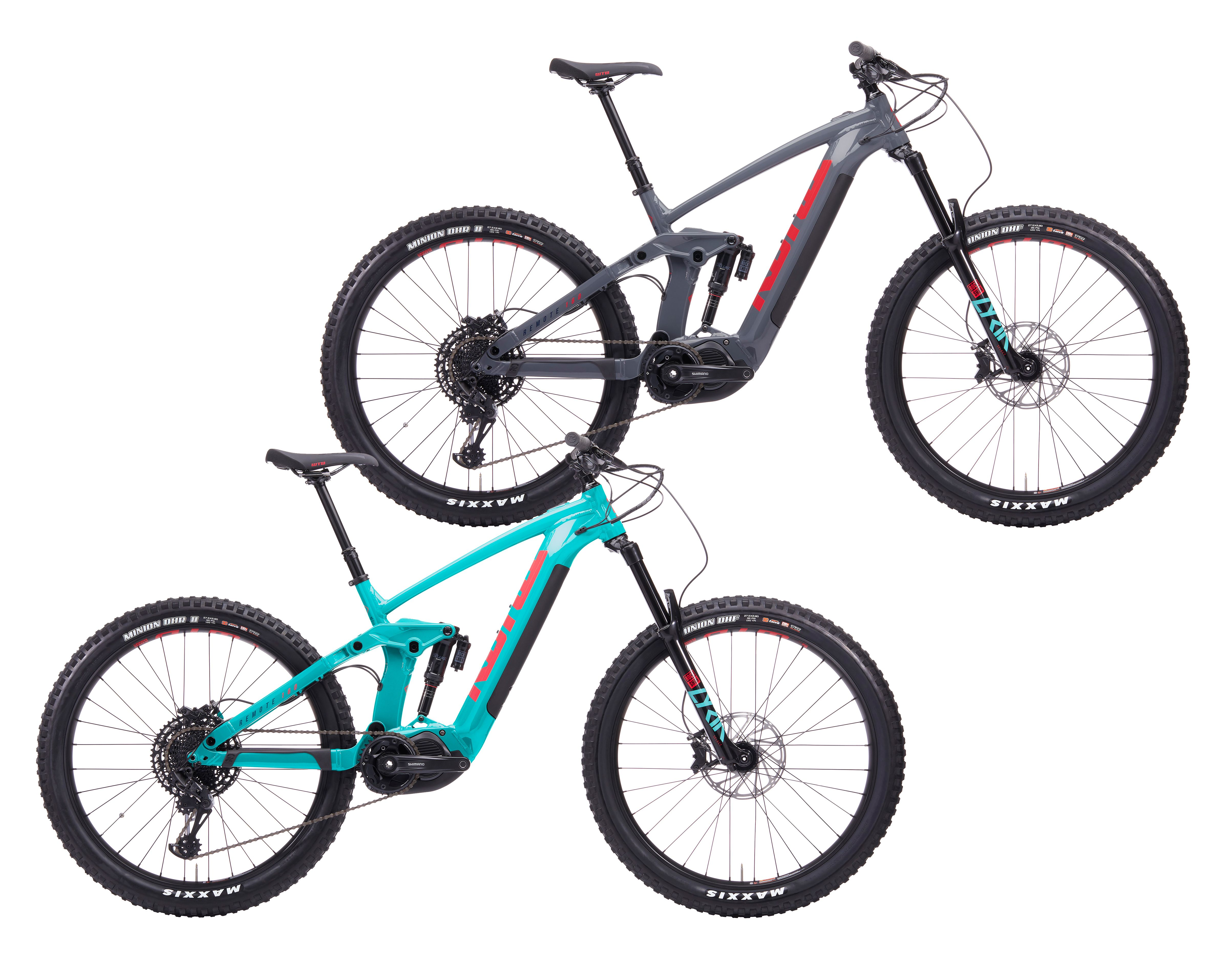 Kona Remote 160 650b Electric Mountain Bike 2020 | City-cykler