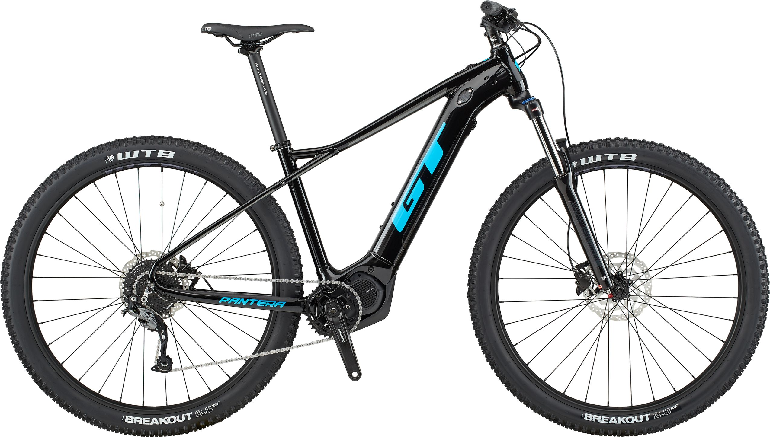 Gt E-pantera Current 29er Electric Mountain Bike 2020 | City-cykler