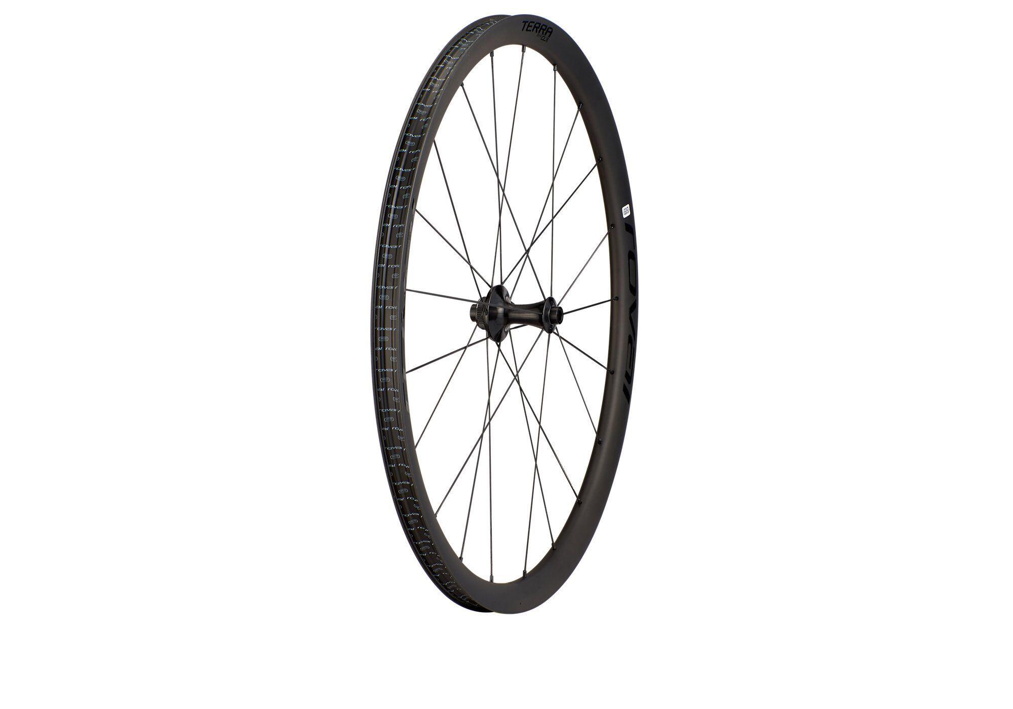 Roval Terra Clx Front Wheel 2020 | Wheelset