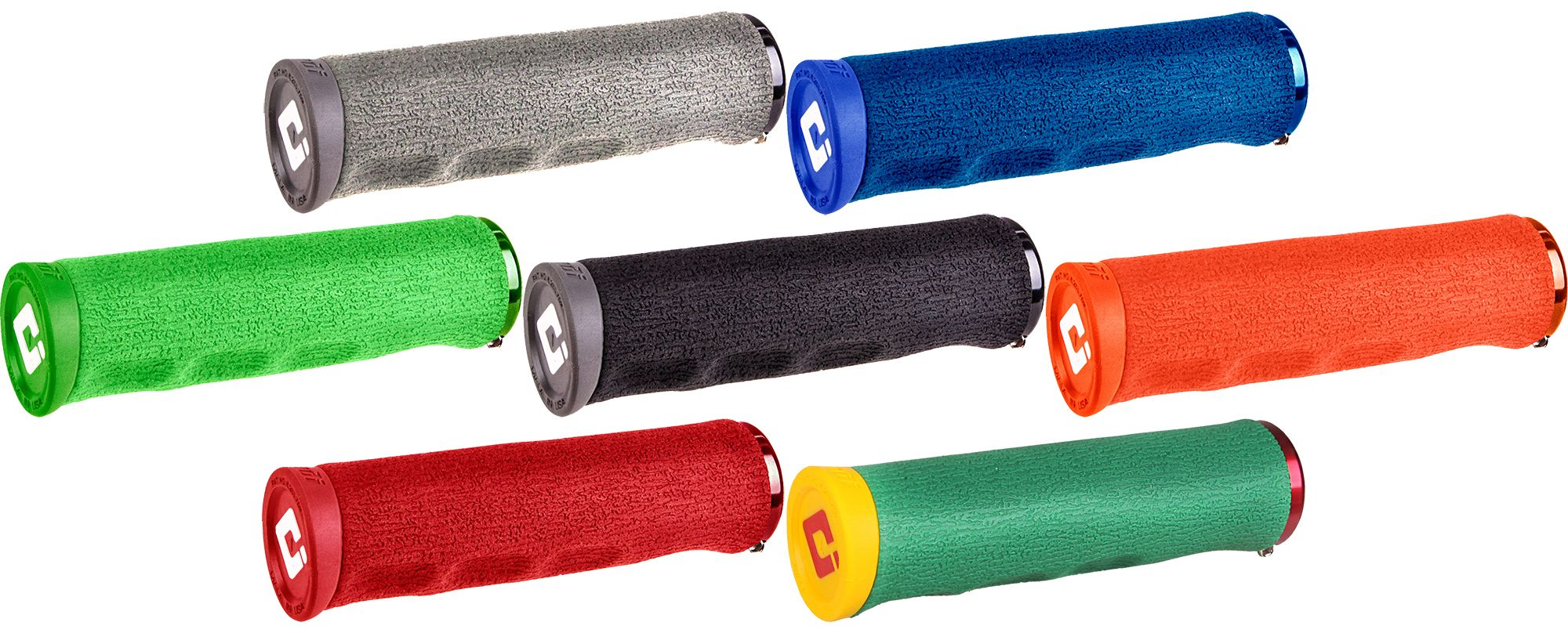 Odi Dread Lock Mtb Grips 130mm | Handles