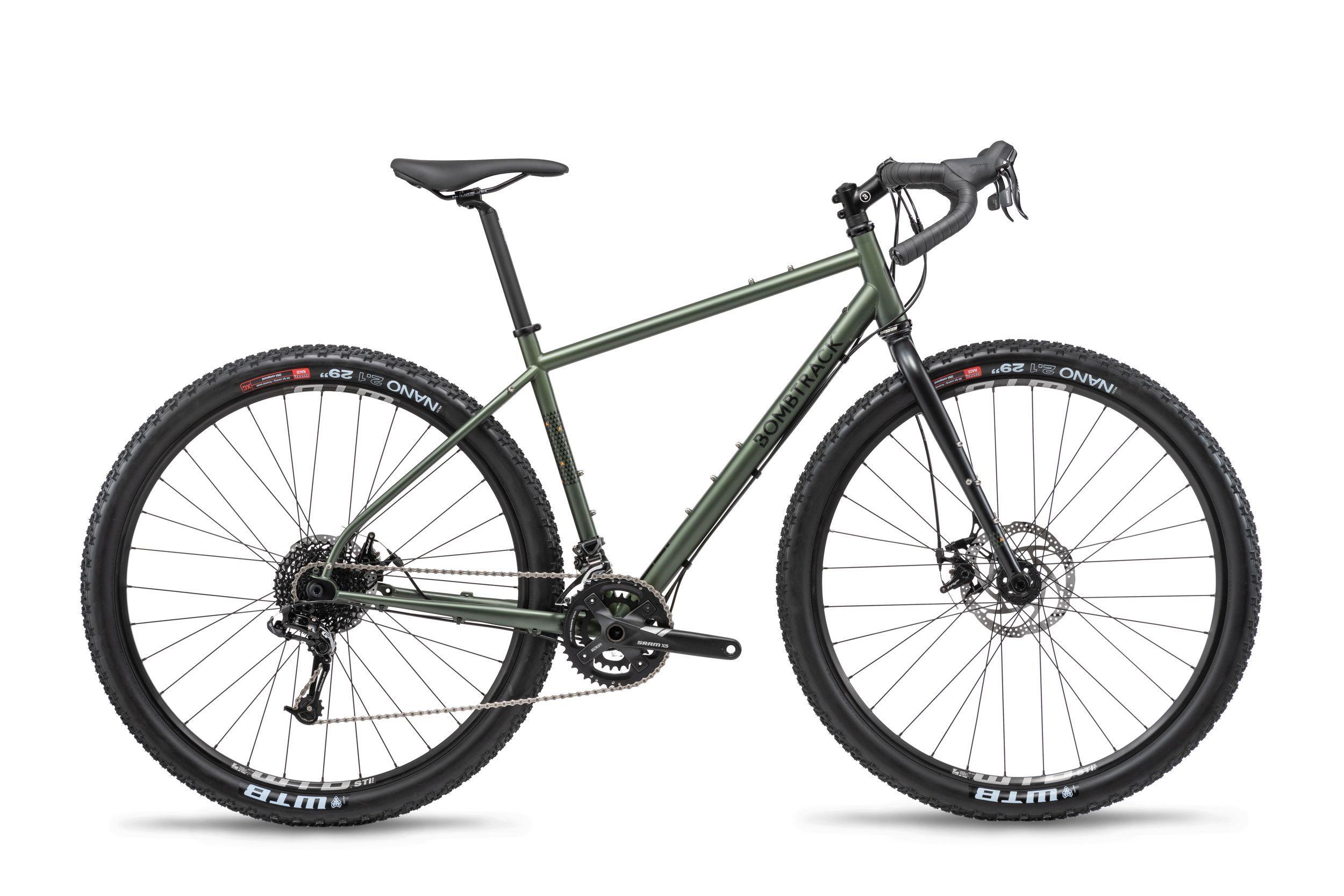 Bombtrack Beyond 44cm Green All Road Bike 2019 (shop Soiled) | Road bikes