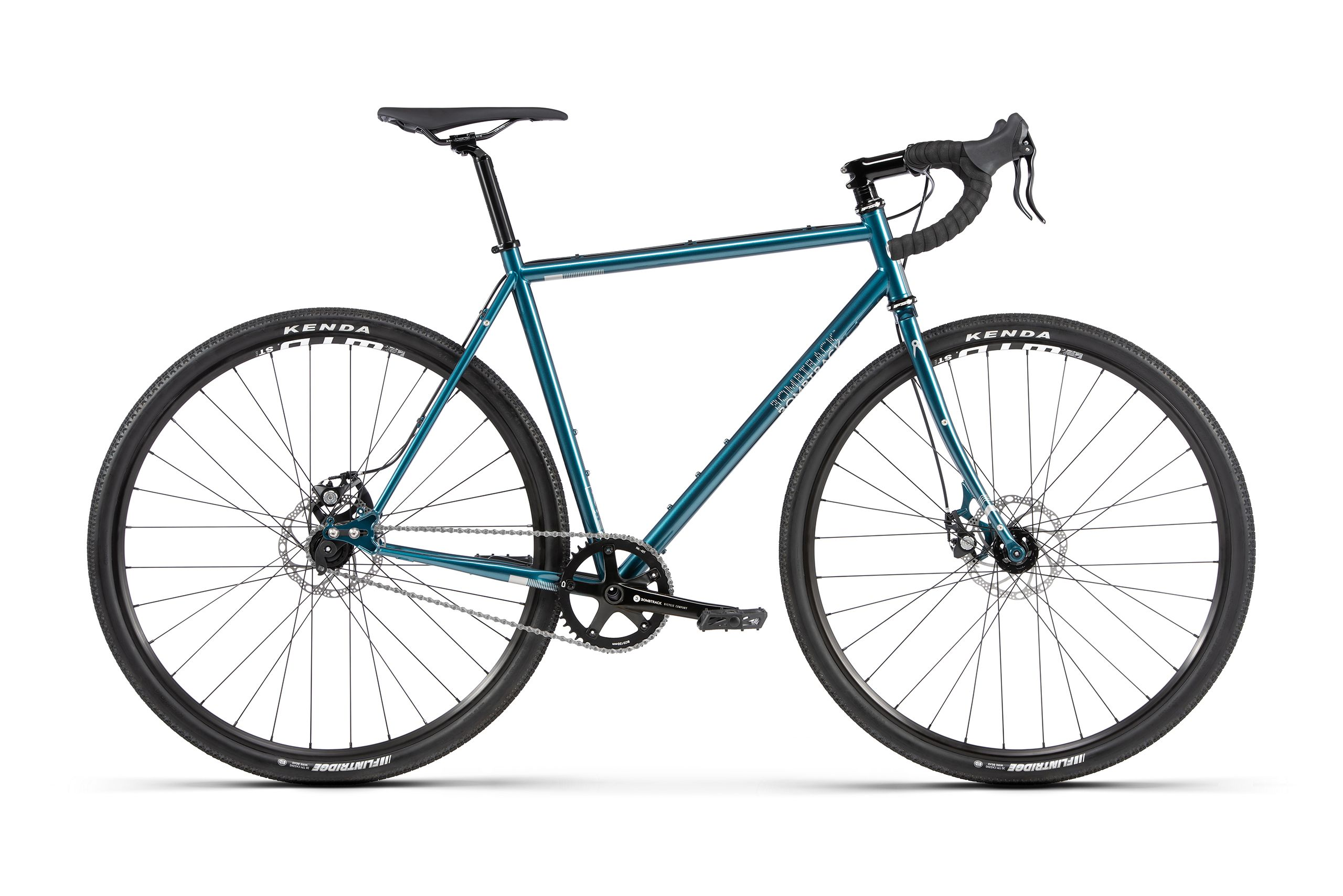 Bombtrack Arise 2 Teal Sports Hybrid Bike 2020 | City