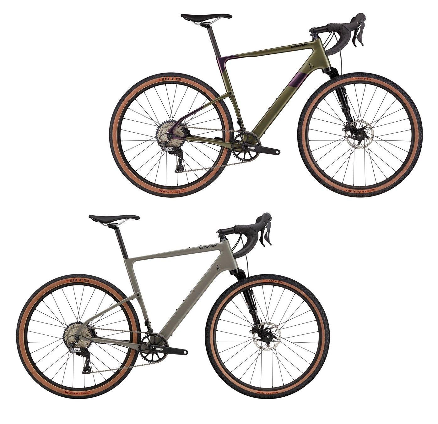 Cannondale Topstone Carbon Lefty 3 650b Gravel Bike 2021   cross bike