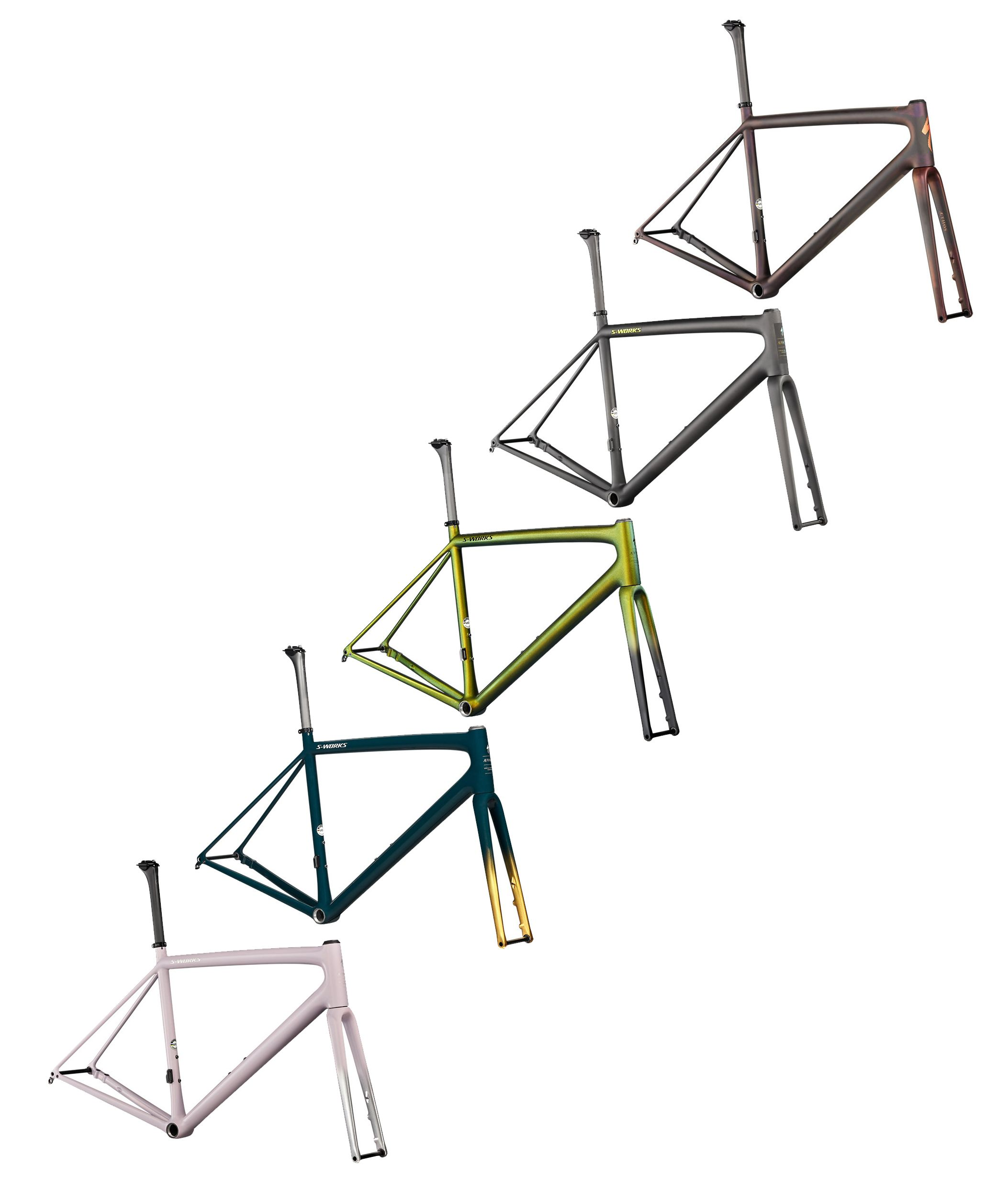 Specialized S-Works Aethos Frameset | bike frame