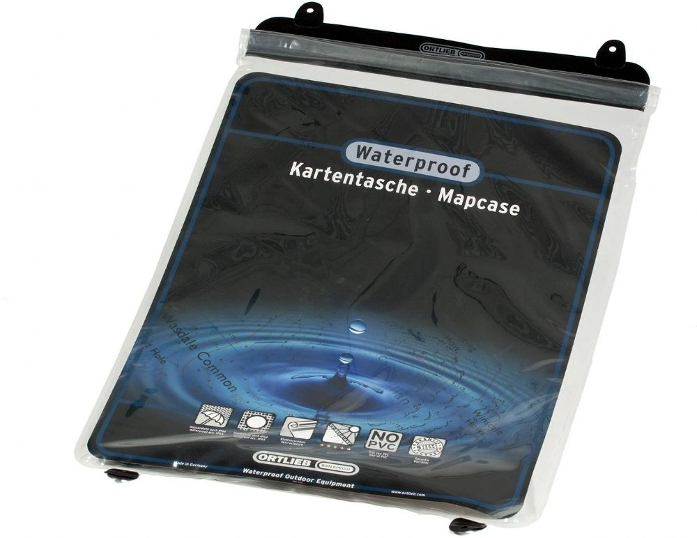 Ortlieb Map Case Xl Od19 | Travel bags